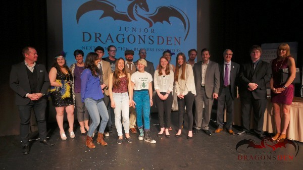 Junior Dragons Den 2018 Semifinals